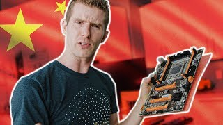 Would you pay $100 for a Chinese Salvage Motherboard?? I did..