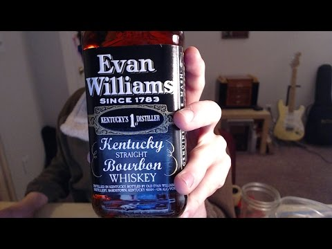 Evan Williams Black Label Bourbon Review (Best Bourbon For The Price?)