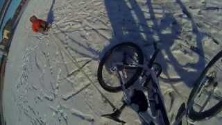 preview picture of video 'VeloRoad Atyrau - Вот так мы провели свой велопробег'