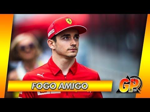 Perdida e atrapalhada, Ferrari queima Leclerc com festival de erros | GP às 10