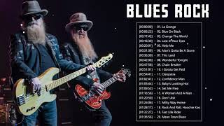Top 20 Blues Rock Music Best Songs ♪ Greatest Blues Rock Songs of All Time