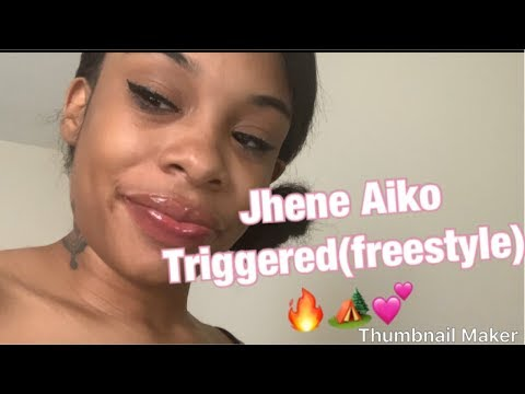 JHENE AIKO TRIGGERED(Freestyle) REACTION!!!! - Tyona Love