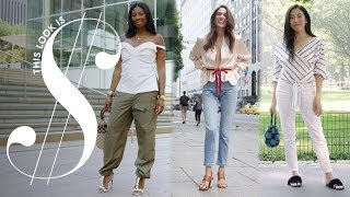 What a $4,000 Outfit Looks Like in New York City | This Look Is Money | Harper's BAZAAR