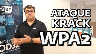 AtaqueKrackaredesWPA2:asíactúayasípuedesprotegerte