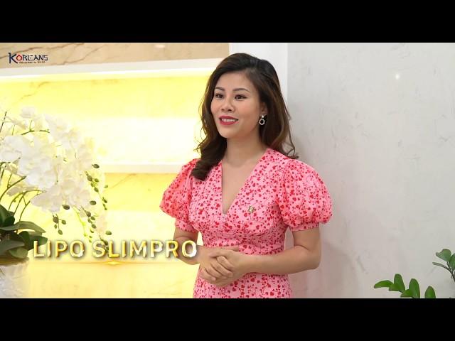 MC Anh Thư Đài TH Hà Nội Giảm béo Lipo Slim Pro