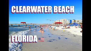 Clearwater Beach Florida 2020: Can You Swim Here In The Winter?
