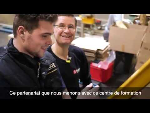 TRAINING CENTER 4.0 - Paris-Villaroche
