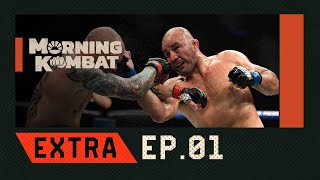UFC Jacksonville | Smith vs. Teixeira | Overeem vs. Harris | MORNING KOMBAT Extra