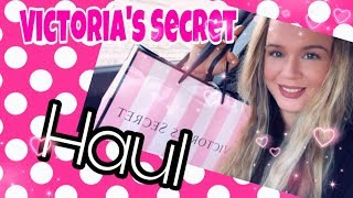 Victoria's Secret Haul | Body Care And Pink