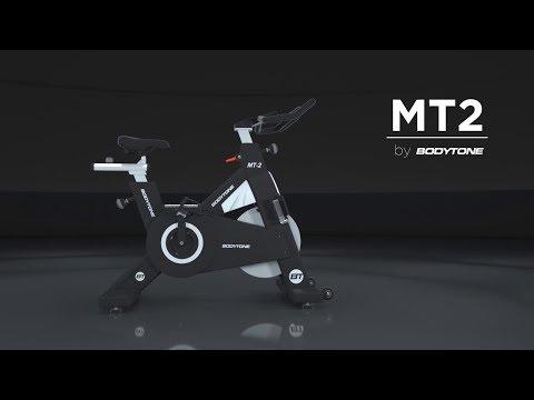 Vélo de spinning magnétique MT2