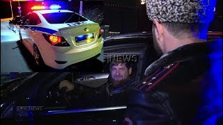 Рамзана Кадырова Оштрафовали за не пристегнутый Ремень безопасности