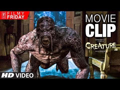 Download The Wild Ferocious Roaring | CREATURE Movie Clips | Filmy Friday | T-Series HD Mp4 3GP Video and MP3