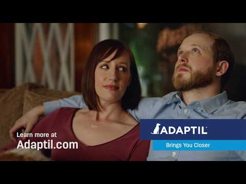 Adaptil Junior - Adjustable Collar for Puppies under 35 lbs Video