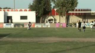 preview picture of video 'Elche Femenino  McAli Golazo Torneo de Catral'