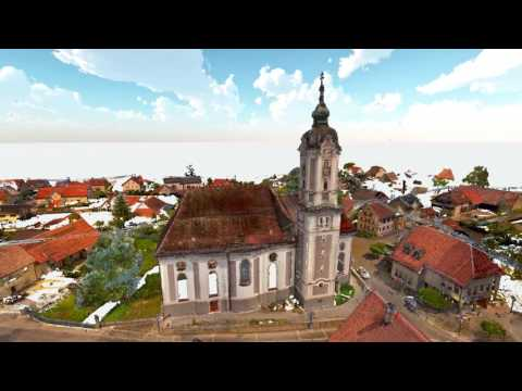 FARO Focus 3D Project Video: Dischigen