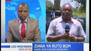 Naibu wa rais William Ruto atarajiwa katika Kaunti ya Bungoma