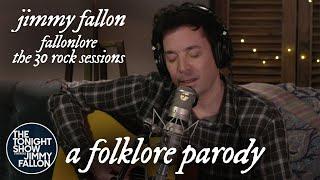Taylor Swift Parody - fallonlore: the 30 rock sessions feat. Chris Martin