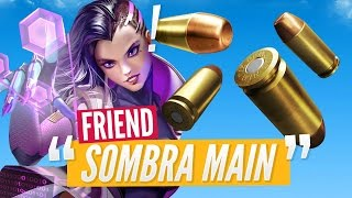 Sombra Main Overwatch | Gameplay Tips & Guide | (First Person Shooter Game) eSports