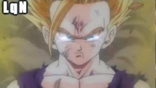 Dragon Ball Z - AMV Gohan - Red - let it burn  FULL  HD 1080p