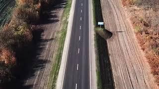Ремонт дороги Р-46 Харків-Охтирка