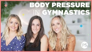 Olympians Nastia Liukin & Jordyn Wieber On Body Pressures In Gymnastics | Pretty Unfiltered