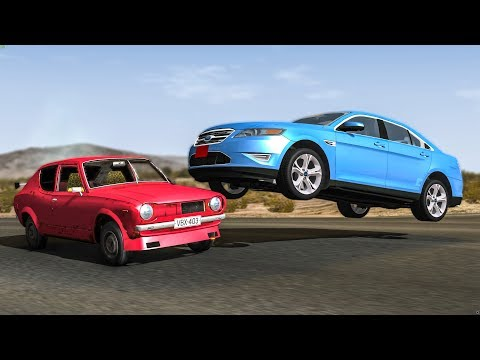 EXTREME CRASHES #156 - BeamNG Drive | CRASHdriven