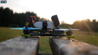 GoPro HERO10 - pierwsze loty FPV, Hypersmooth 4.0 vs. ReelSteadyGO