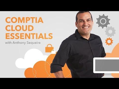 New Course: CompTIA Cloud Essentials (CLO-001) - YouTube