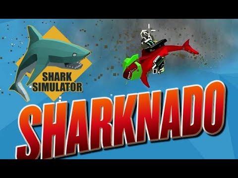 SHARK SIMULATOR - Sharknado!!!