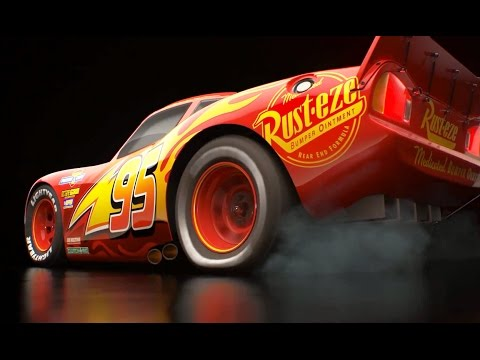 CARS 3 - Official Trailer 2017 Pixar   [HD]