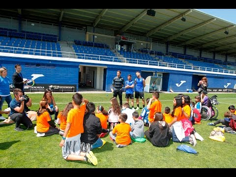 Watch video DISCAN colabora con el RCD ESPANYOL
