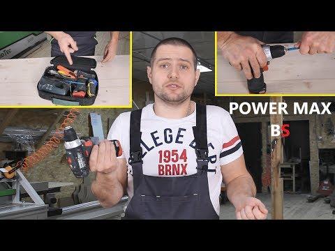 Месяц пользования Metabo Power Max BS , Плюсы и косяки в новом формате ! (видео)