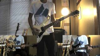 Ken Tsuruta: Angels & Airwaves - Heaven ([Lead & Rhythm] Guitar + Bass) Cover