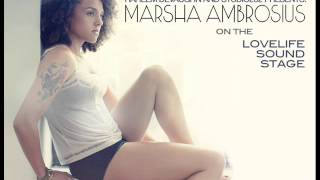 Marsha Ambrosius - Cold War (Prod By Diplo)