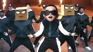 Daddy Yankee & Snow Vs Dr. Dre   Con Calma Vs What's The Difference (Djs From Mars Club Bootleg)