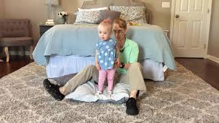#99 Teach your Child Standing Balance: Exercises for a Baby with Low Tone