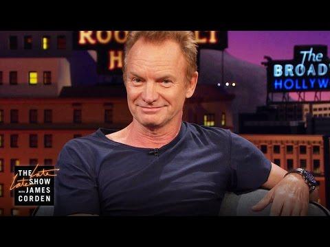 Meet Sting's Alter-Ego: Rene