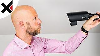 Keine Fehlalarme! IP-Kamera Outdoor mit Wärmesensor im Review   iDomiX