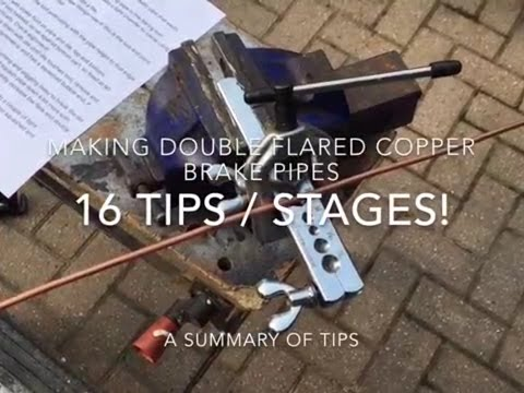 How To Make Brake Pipes 16 Tips / Stages! Mp3