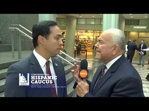Gerson Borrero entrevista a Joaquín Castro