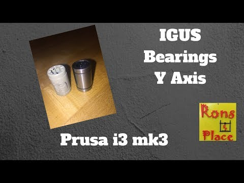 Silencing a loud Prusa i3 mk3 3d printer - смотреть онлайн на Hah Life