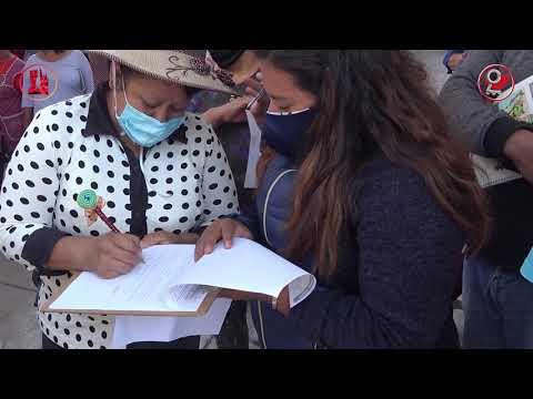 Formamos comités de obra para mejorar calidad de vida de los Chimalhuacanos