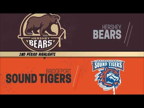 Sound Tigers vs. Bears | Oct. 7, 2018