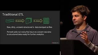 Easy, Scalable, Fault-tolerant Stream Processing with Structured Streaming in Apache Spark