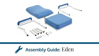 Eden Chair Assembly Guide