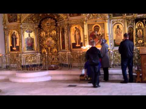 3 части православного храма