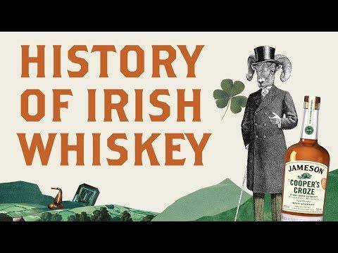 A Brief History of Irish Whiskey