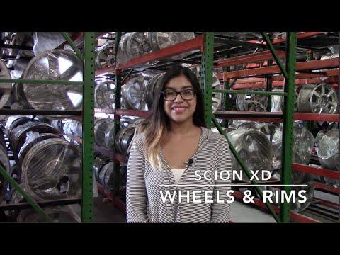 Factory Original Scion XD Wheels & Scion XD Rims – OriginalWheels.com