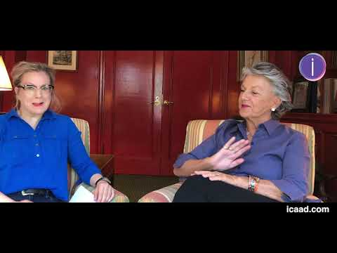 INTERVIEW WITH TIAN DAYTON and RELATIONSHIP TRAUMA REPAIR (RTR) PRESENTATION FROM iCAAD LONDON 2019