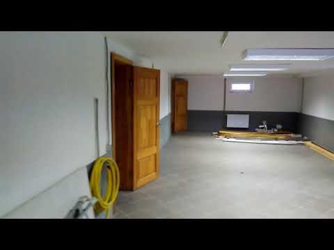 АэНБИ недвижимость. Бакеево коттедж. Видео жилого дома, подвал, коммуникации.